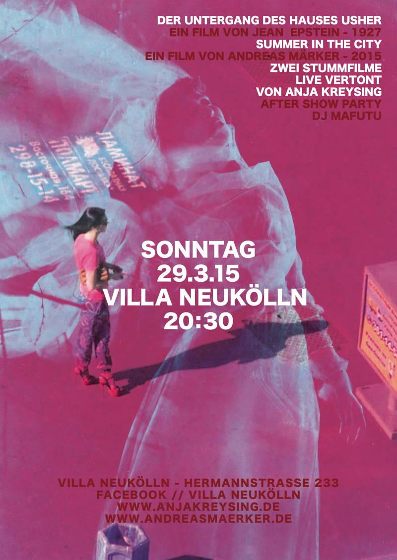 Grafik / Plakat: Andreas Märker